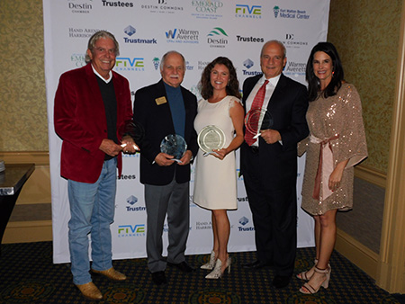 2019 Destin Chamber Award Winners