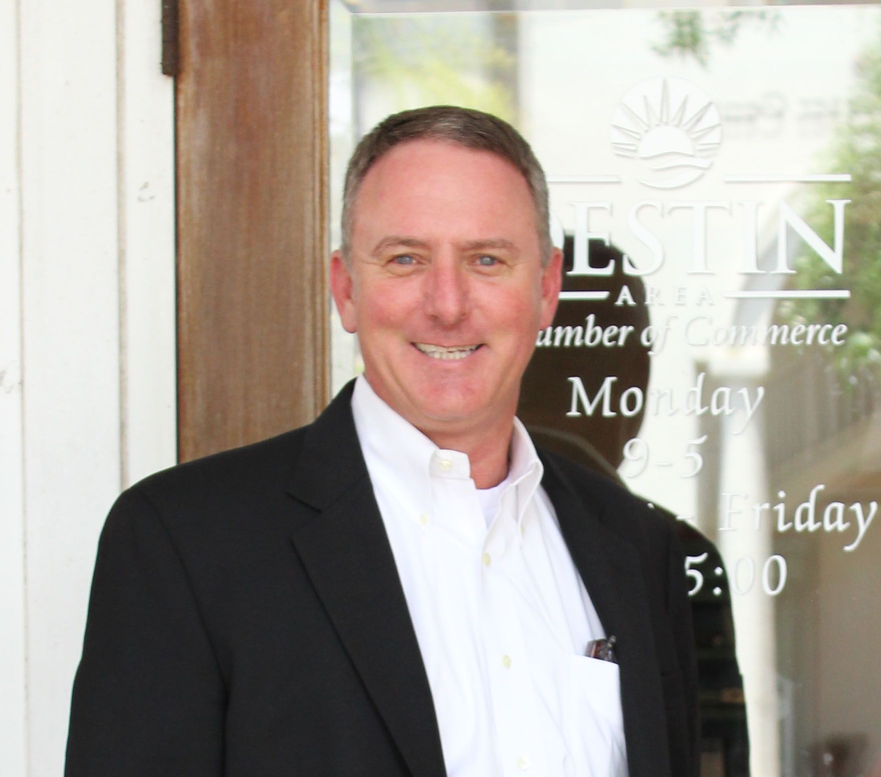 Destin Chamber of Commerce Shane A. Moody, CCE, FCCP