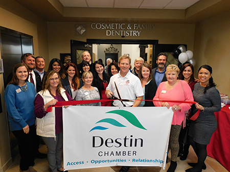The Center for Cosmetic & Family Dentistry