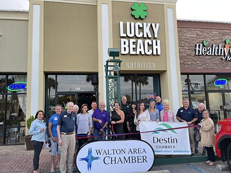 Lucky Beach Nutrition
