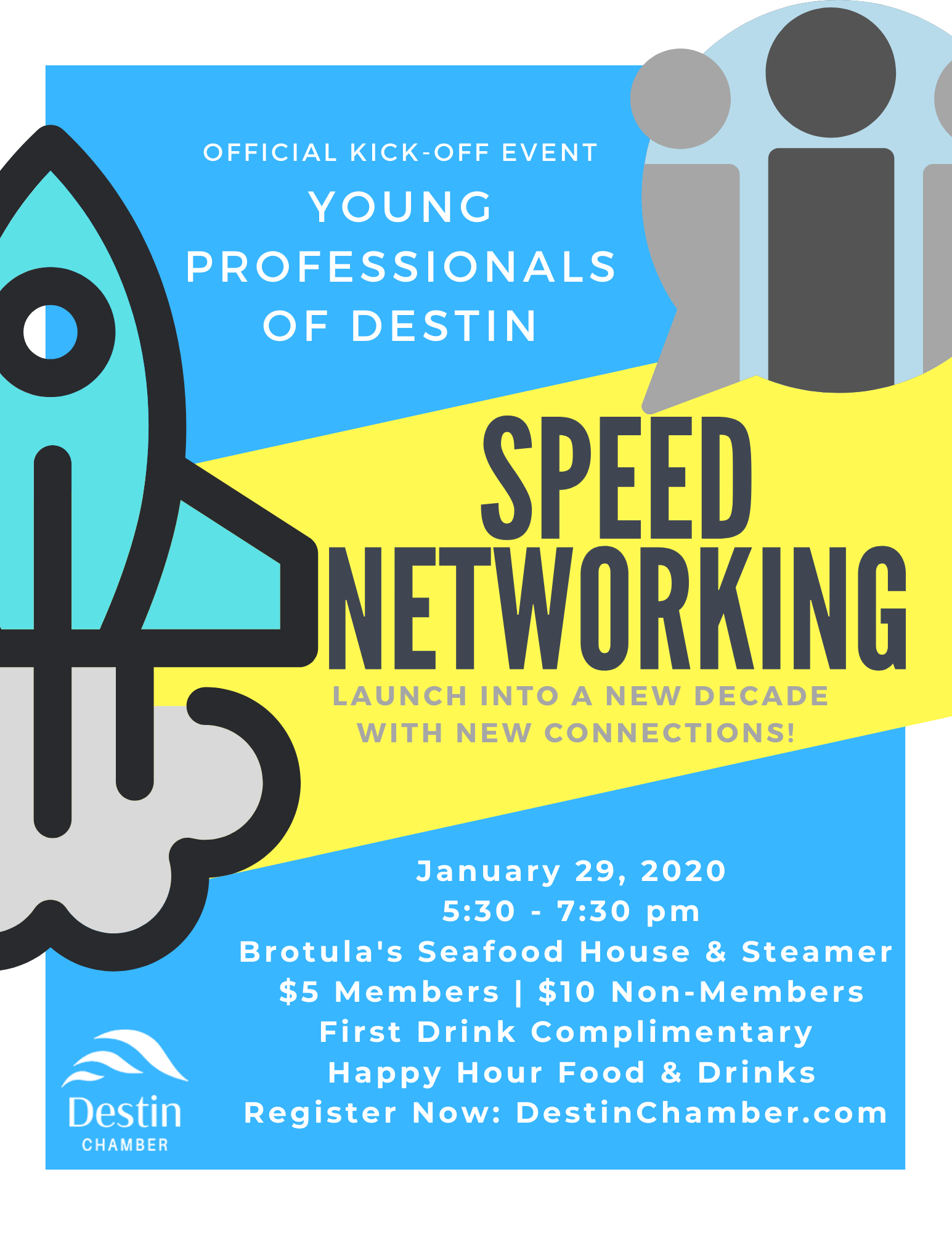 Young Professionals of Destin Speed Networking