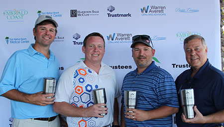 Destin Chamber Golf Tournament Centennial Bank