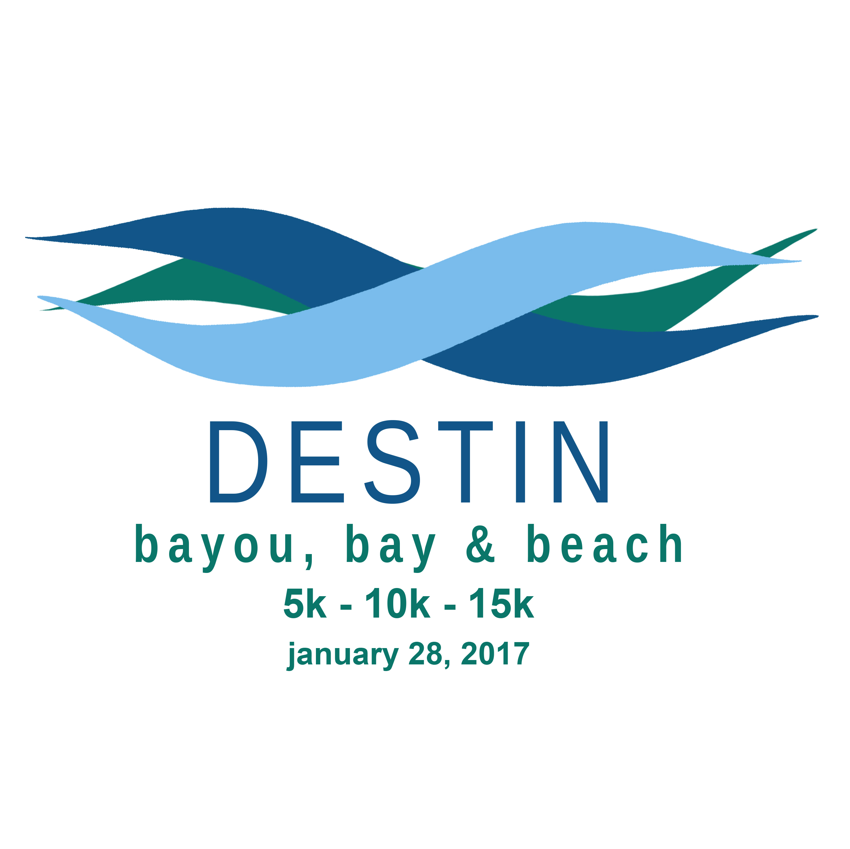 Bayou, Bay & Beach 5K, 10K & 15K