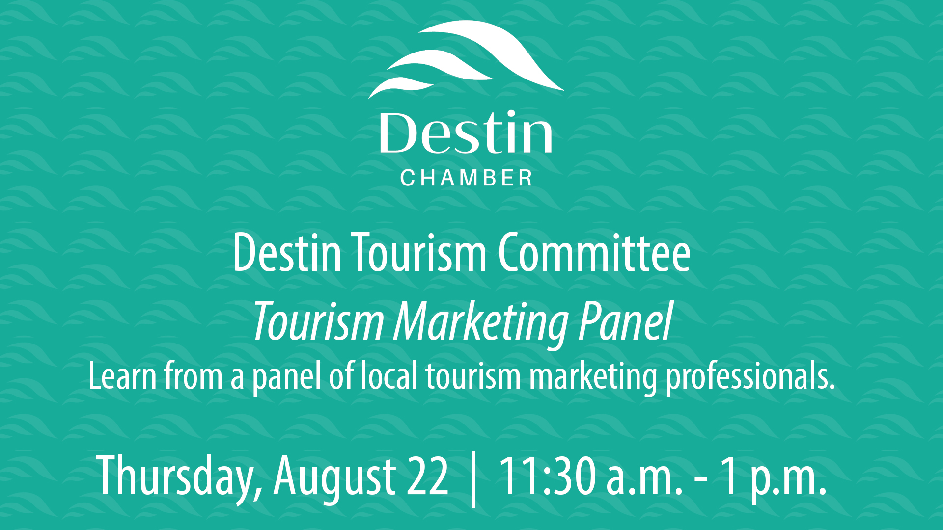Destin Chamber Tourism Committee