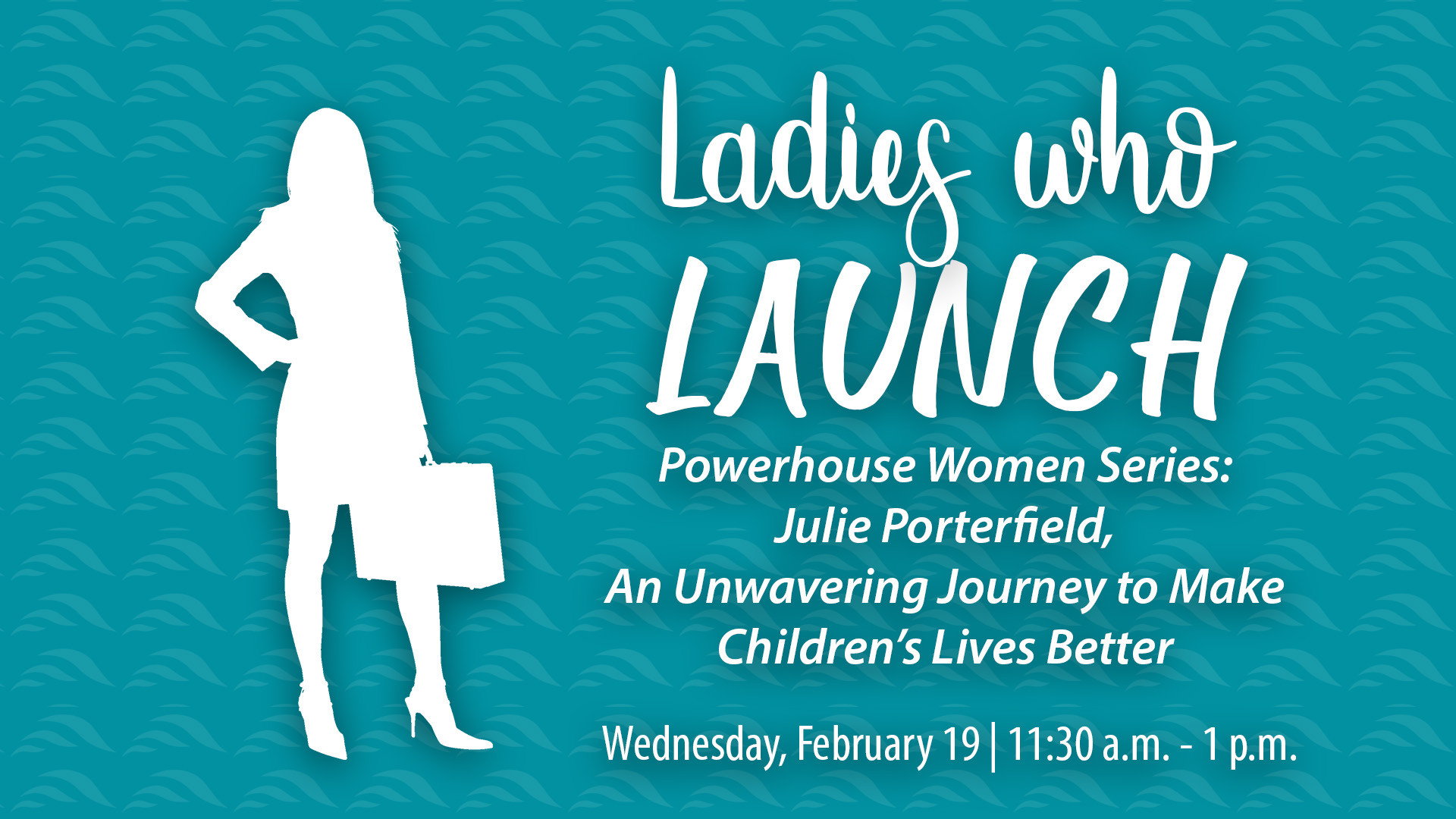 February 2020 Ladies Who Launch