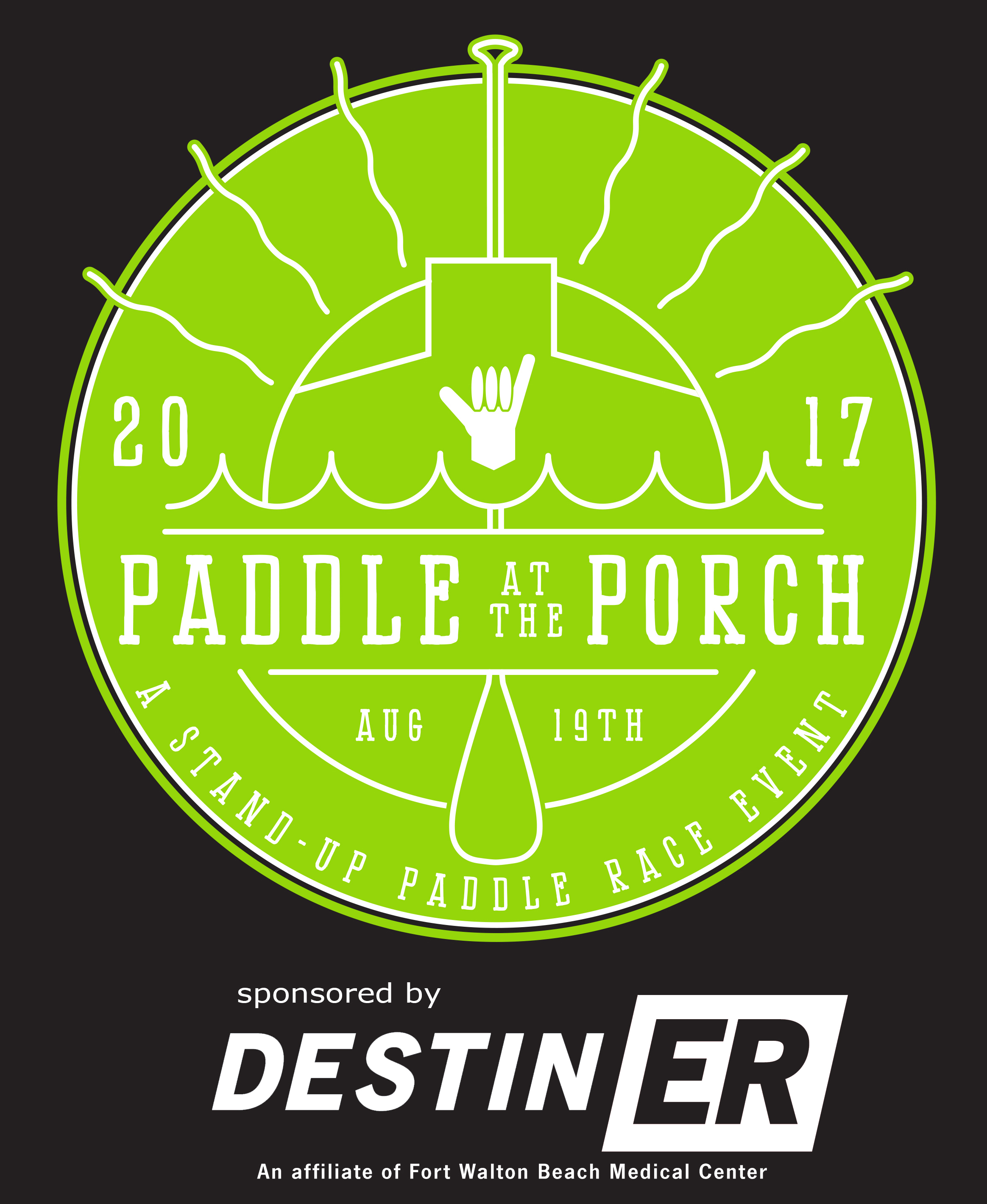 Paddle at the Porch Destin ER Florida