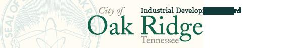 Industrial Development Board of Oak Ridge