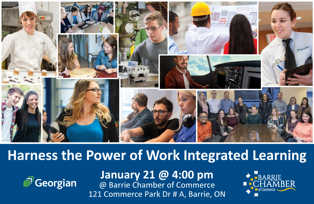 Harness the Power of Work Integrated Learning!