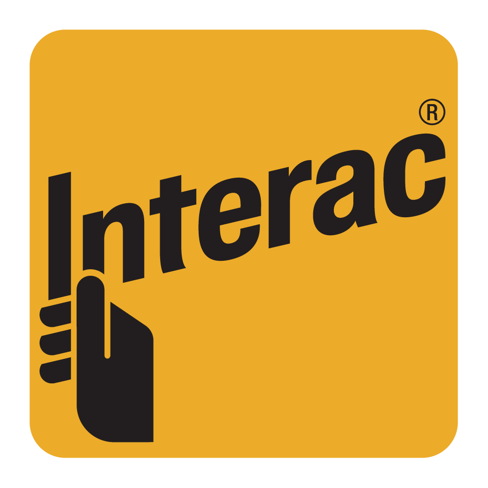 Interac and the Interac logo are registered trade-marks of Interac Corp