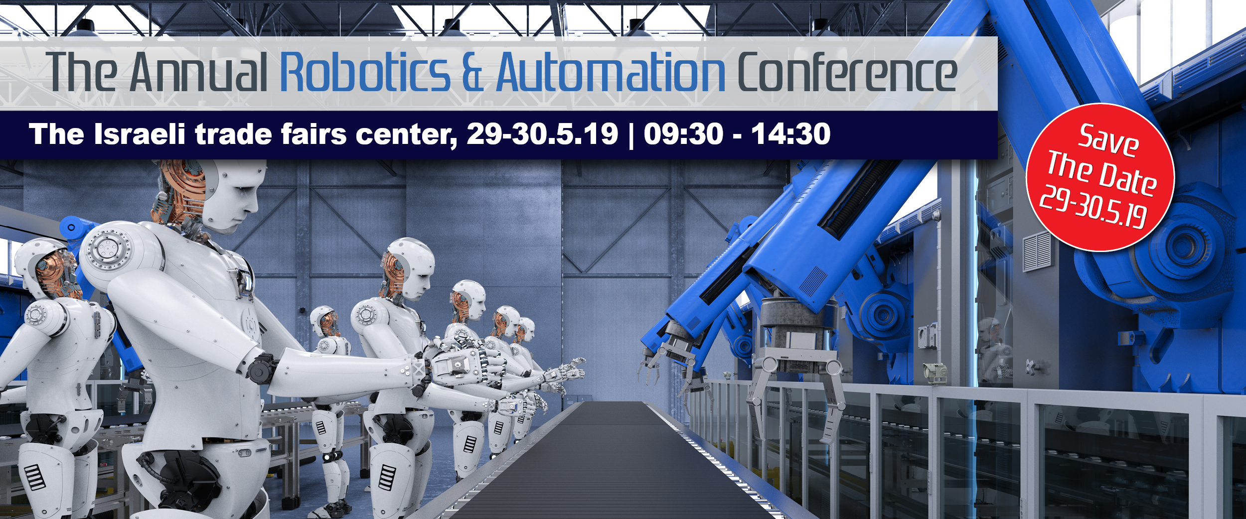 Annual Robotics & Automation Conference