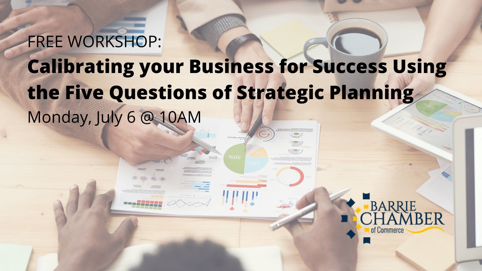 Calibrating your Business for Success Using the Five Questions of Strategic Planning
