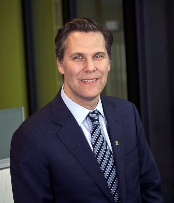 Derek Burleton, TD's Vice President & Deputy Chief Economist