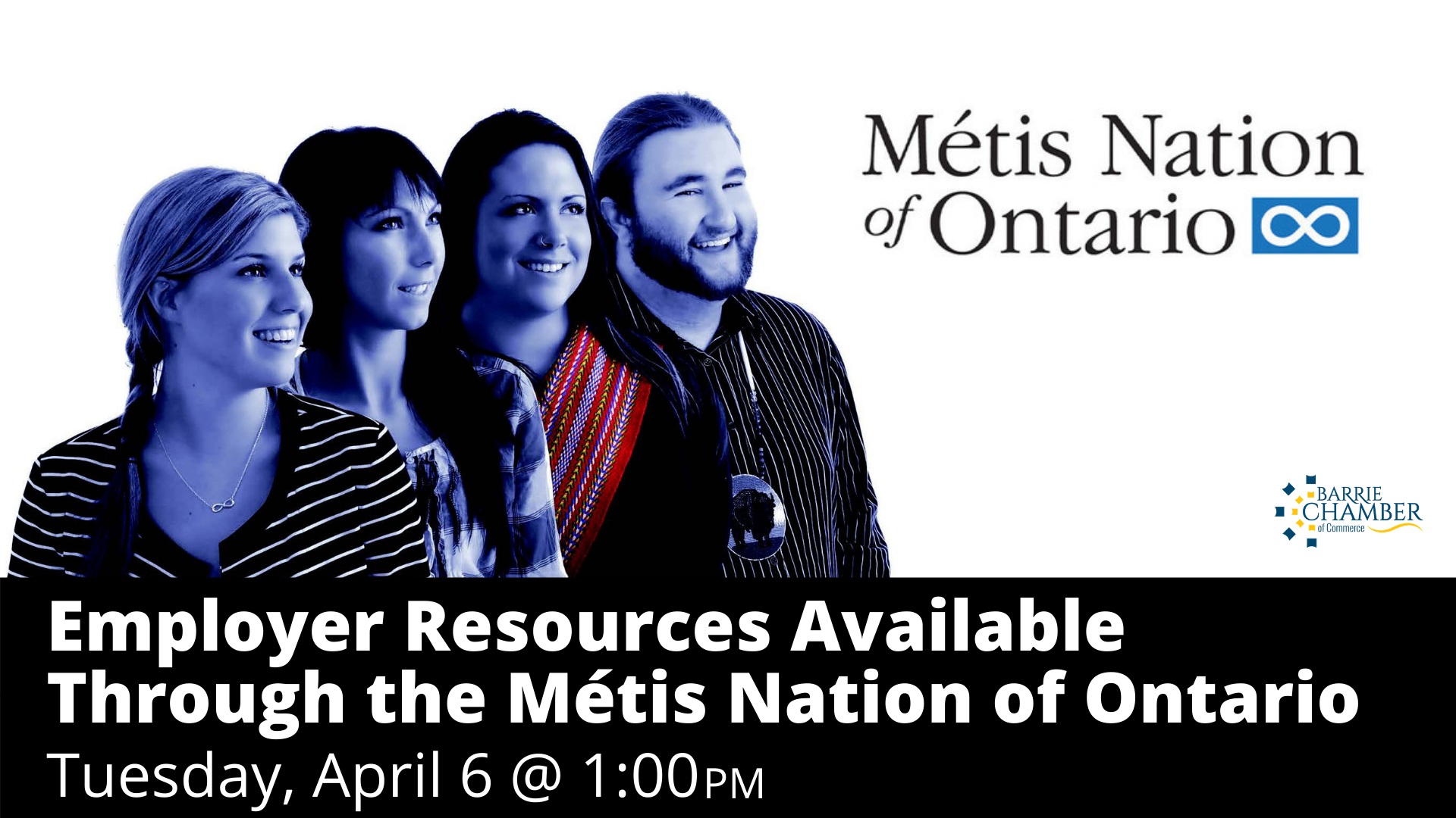 Employer Resources Available Through the Métis Nation of Ontario - April 6 @ 1pm