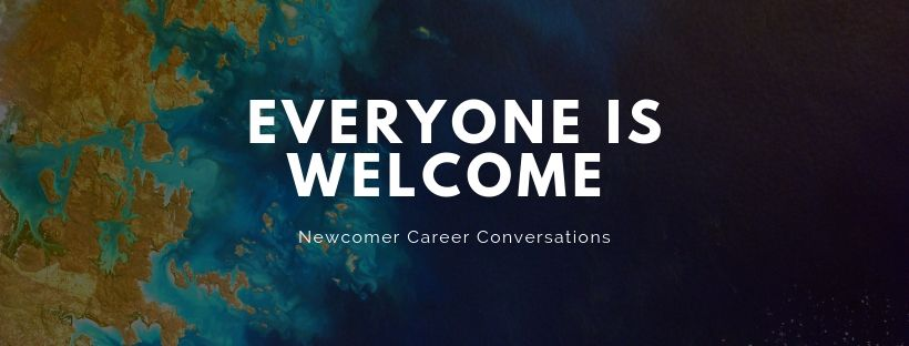 Adriana Granes, Co-Founder, Newcomer Career Conversations
