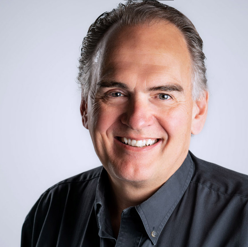 Paul Larche, President and CEO of Larche Communications Inc. (LCI)