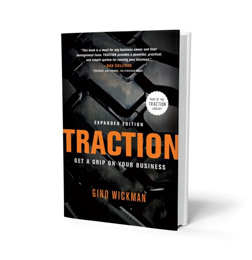 Traction - Free Book for Attendees