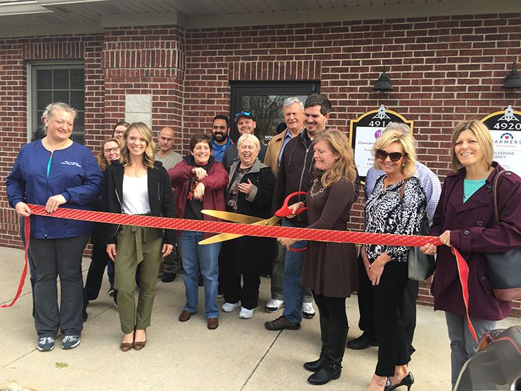 Nourishing Ways Ribbon Cutting October 29, 2019