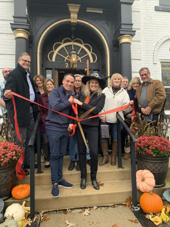 Social Good Promotions Ribbon Cutting October 31 2019
