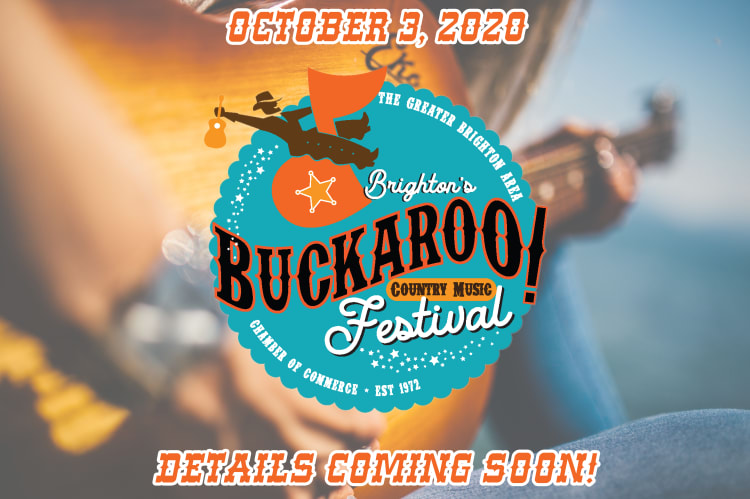 Buckaroo! Brighton's Country Music Festival October 3 2020