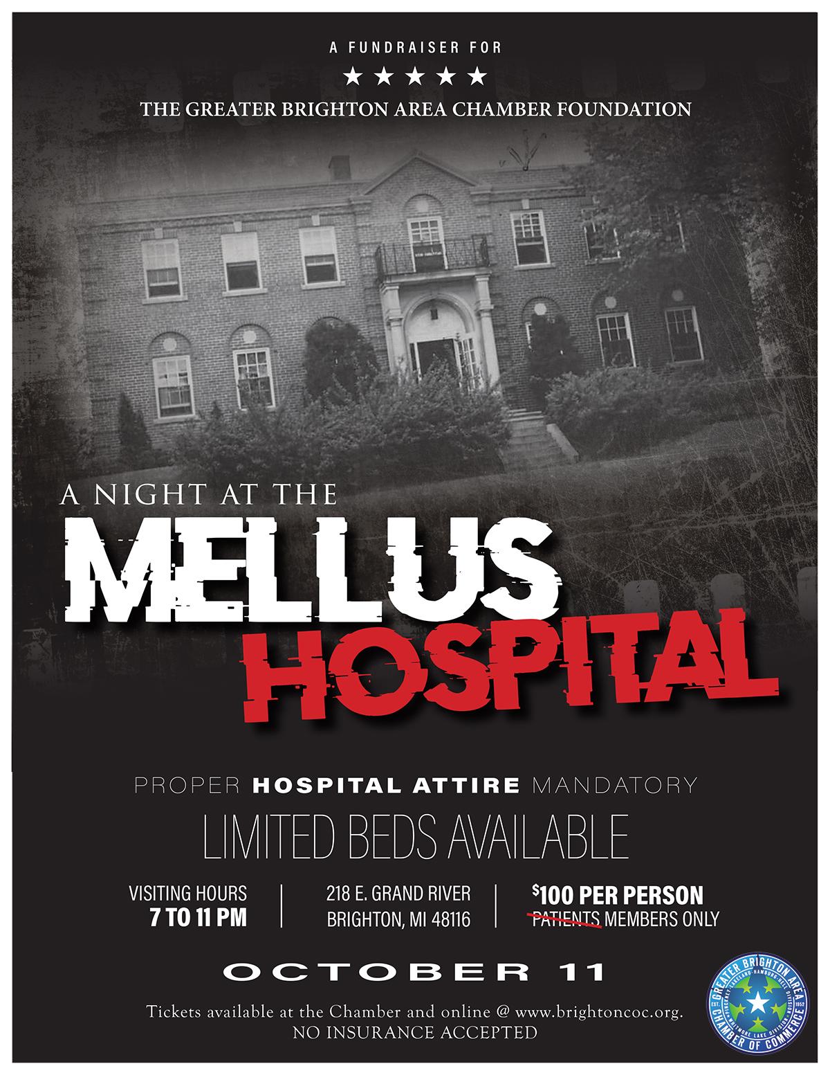 Night at the Mellus Hospital Fundraiser 2019