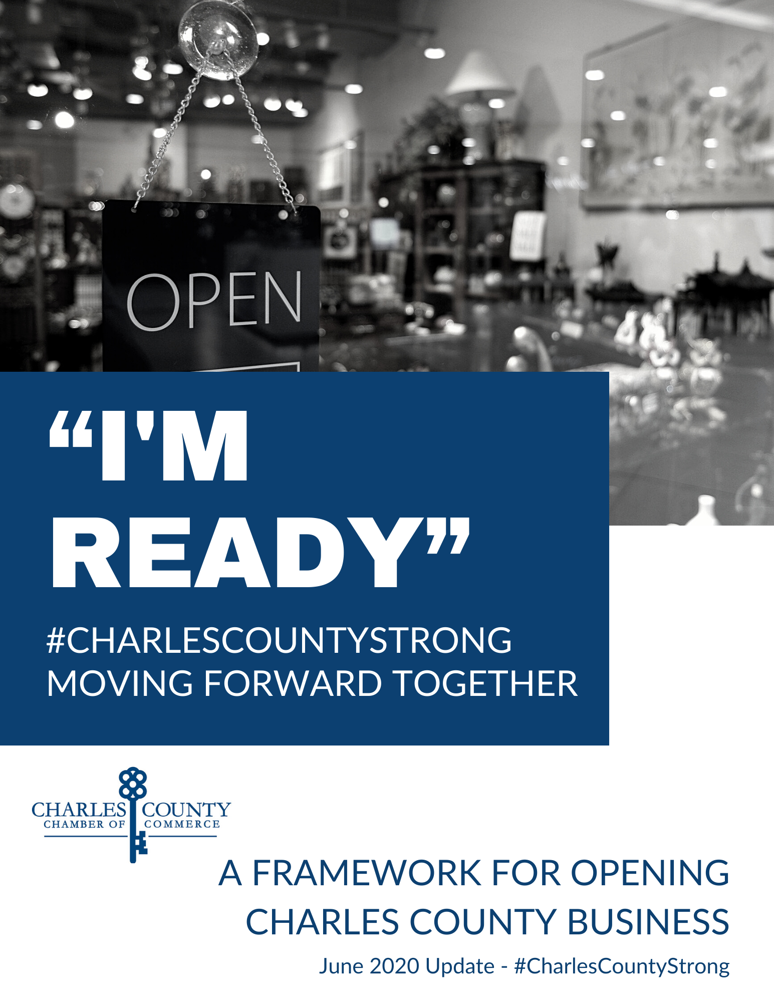 A Framework for Opening Charles County Business - Phase 2
