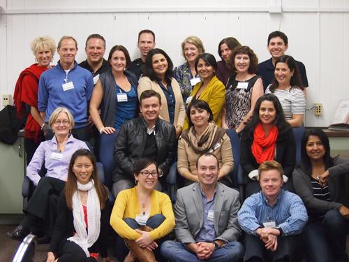 Fellows, Class of 2013