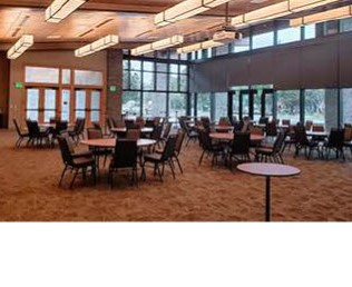 Redwood Hall at Mtn. View Community Center