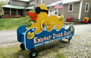 Duck Race- October 6th