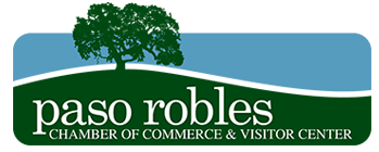 Paso Robles Chamber & Visitor Center logo