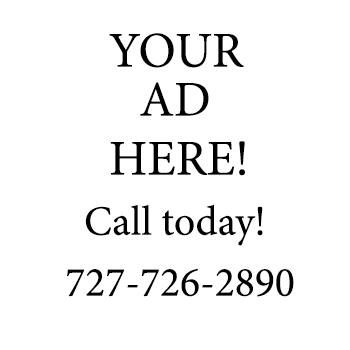 Safety Harbor Chamber of Commerce Available Ad Space