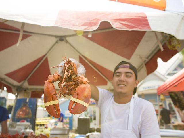 art&seafood on the waterfront