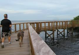Safety Harbor Boardwalk on the Bay