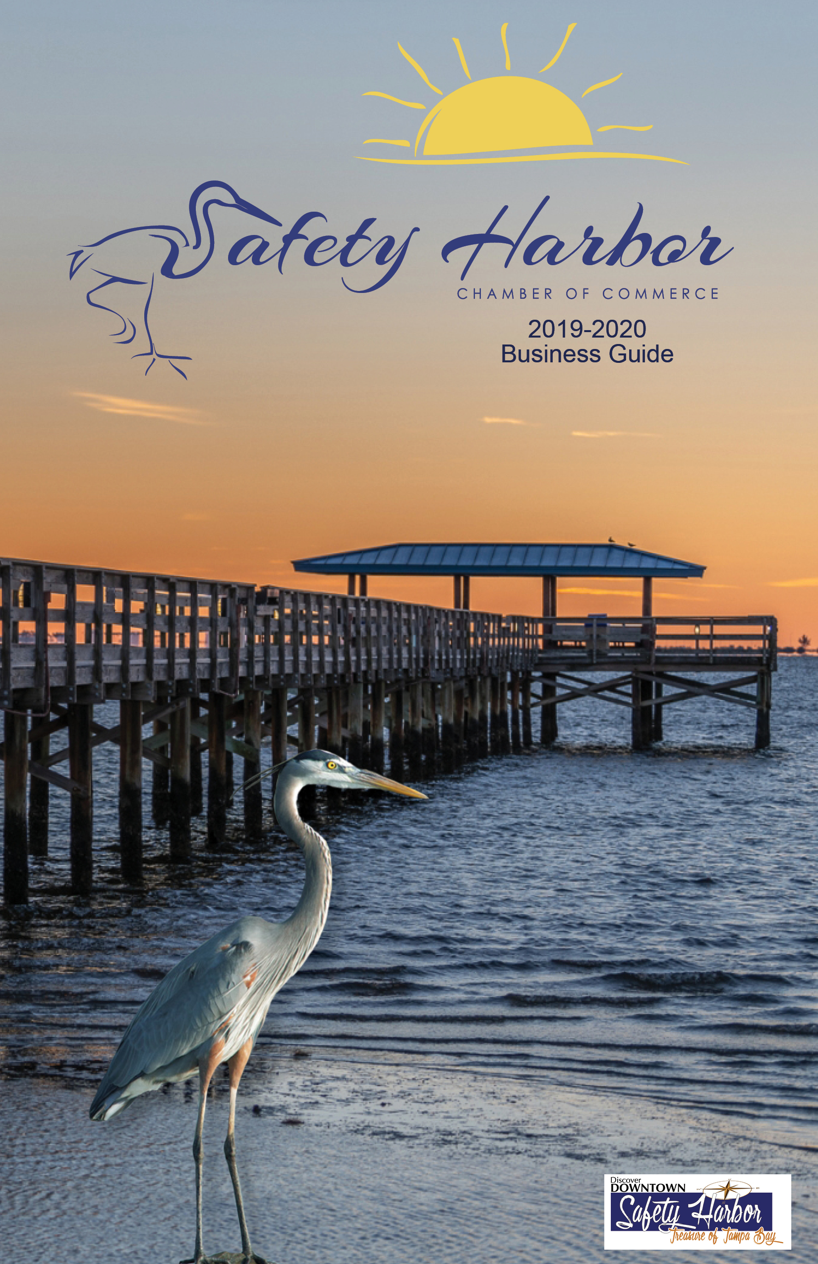 Safety Harbor Business Guide 2019-2020