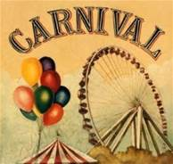 Carnival at the Chamber Train Park Thursday, Friday, Saturday and Sunday May 19th through the 22nd.