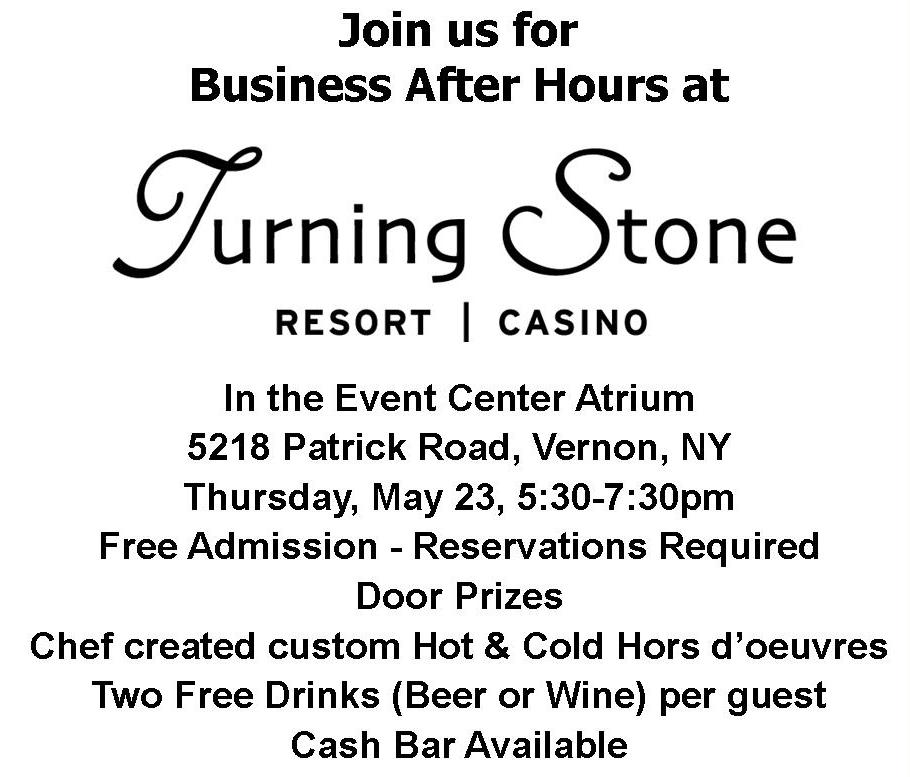 http://www.romechamber.com/events/details/business-after-hours-turning-stone-resort-casino-4034