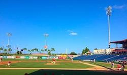 Blue Jays Baseball Game