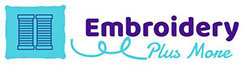Embroidery Plus More