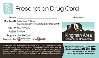 Prescription Card Benefit
