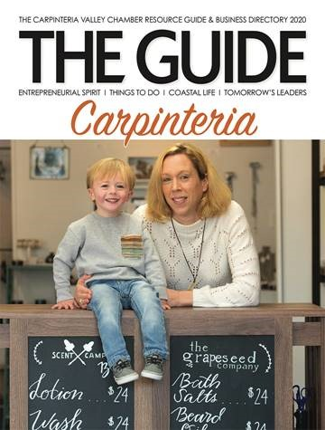 Carpinteria Guide Cover