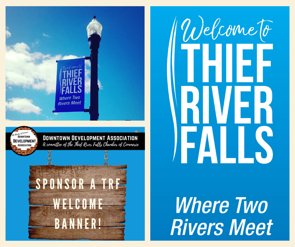 Click here to sponsor a TRF Welcome Banner!
