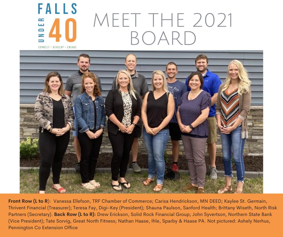 Meet the Board!