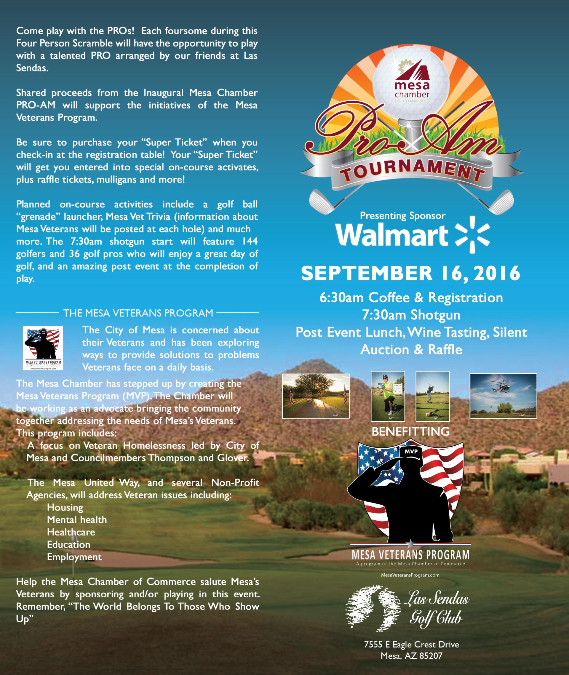 2016 Chamber Golf PRO-AM