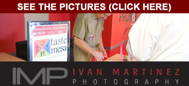 See Ivan Martinez Photography's Mesa Chamber Gallery