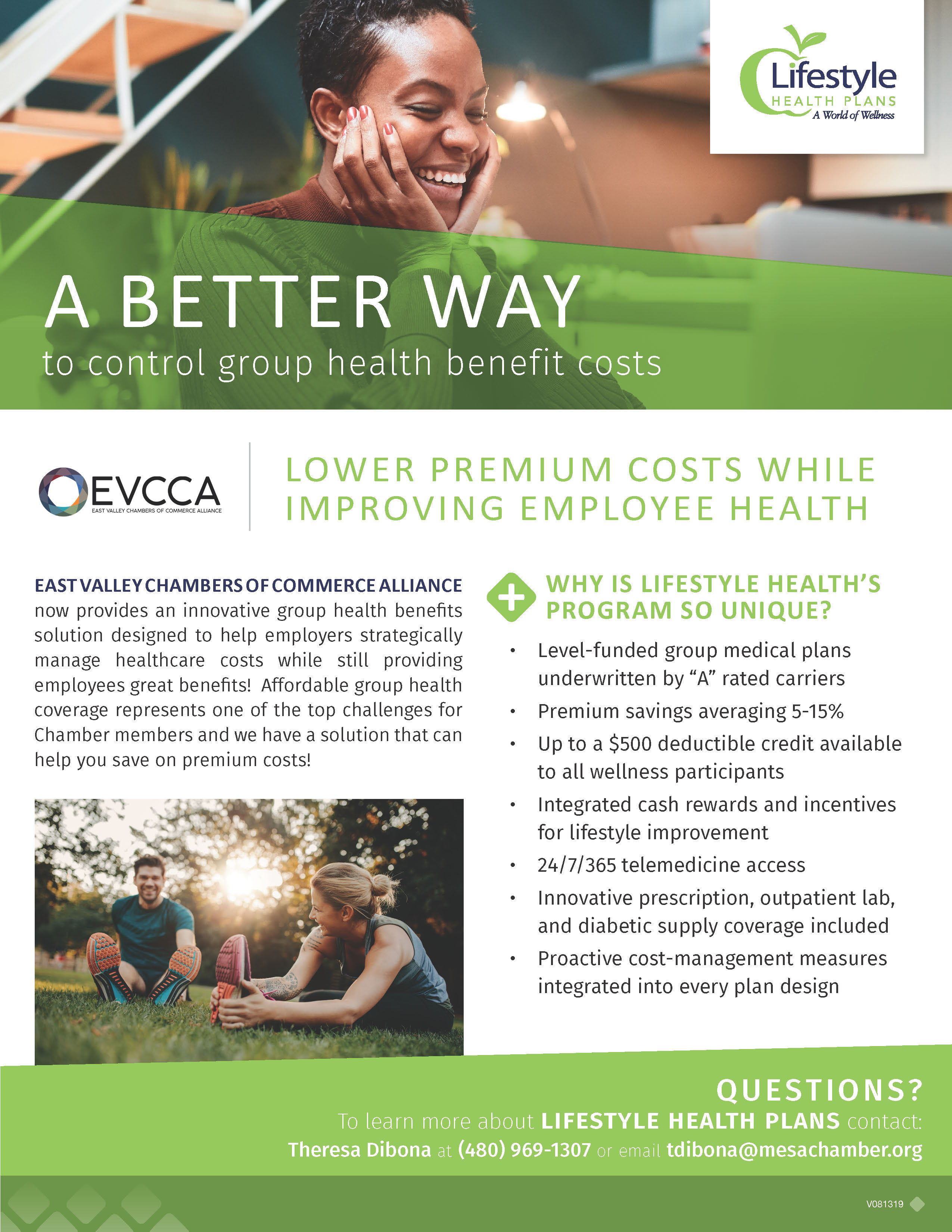 EVCCA Healthcare Introduction