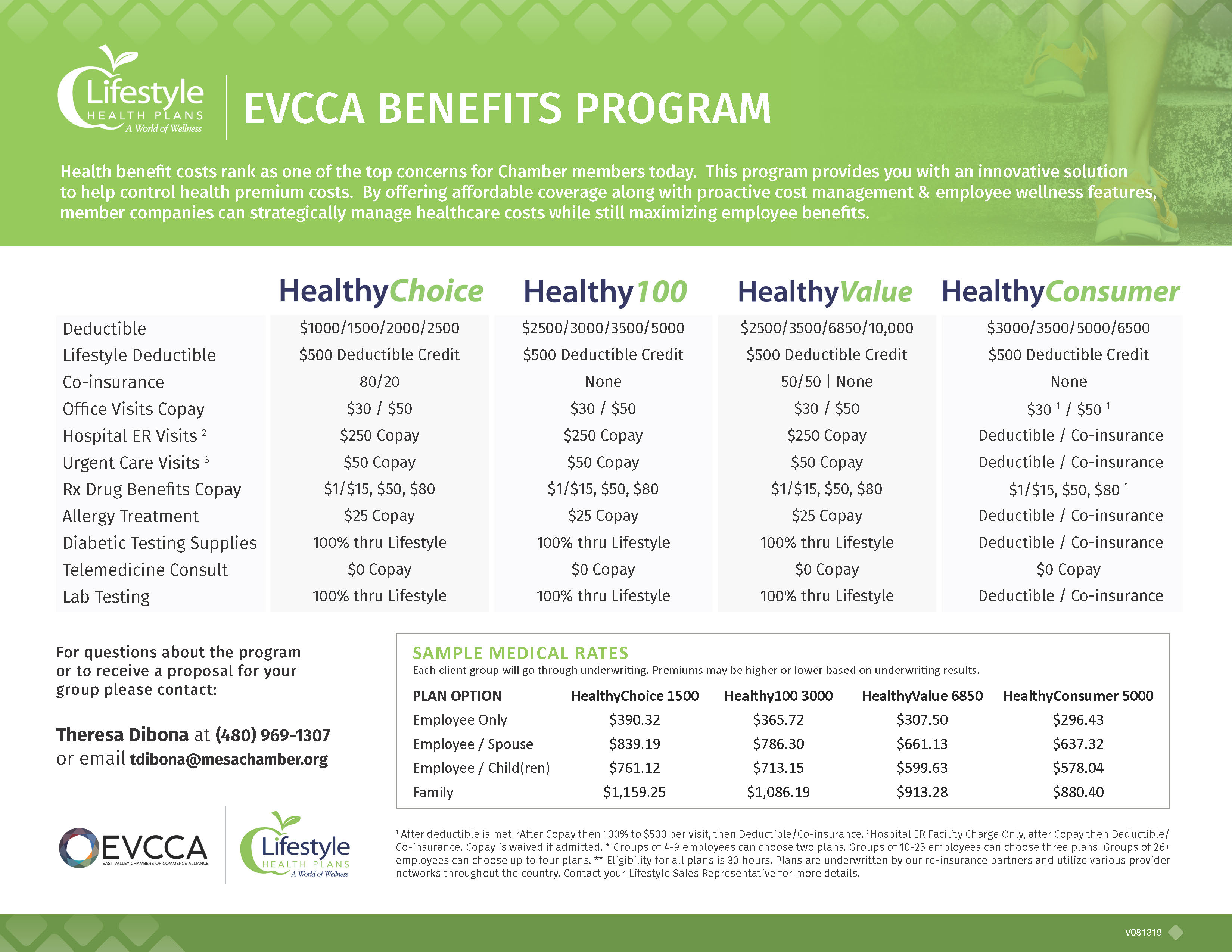 EVCCA Healthcare Highlights