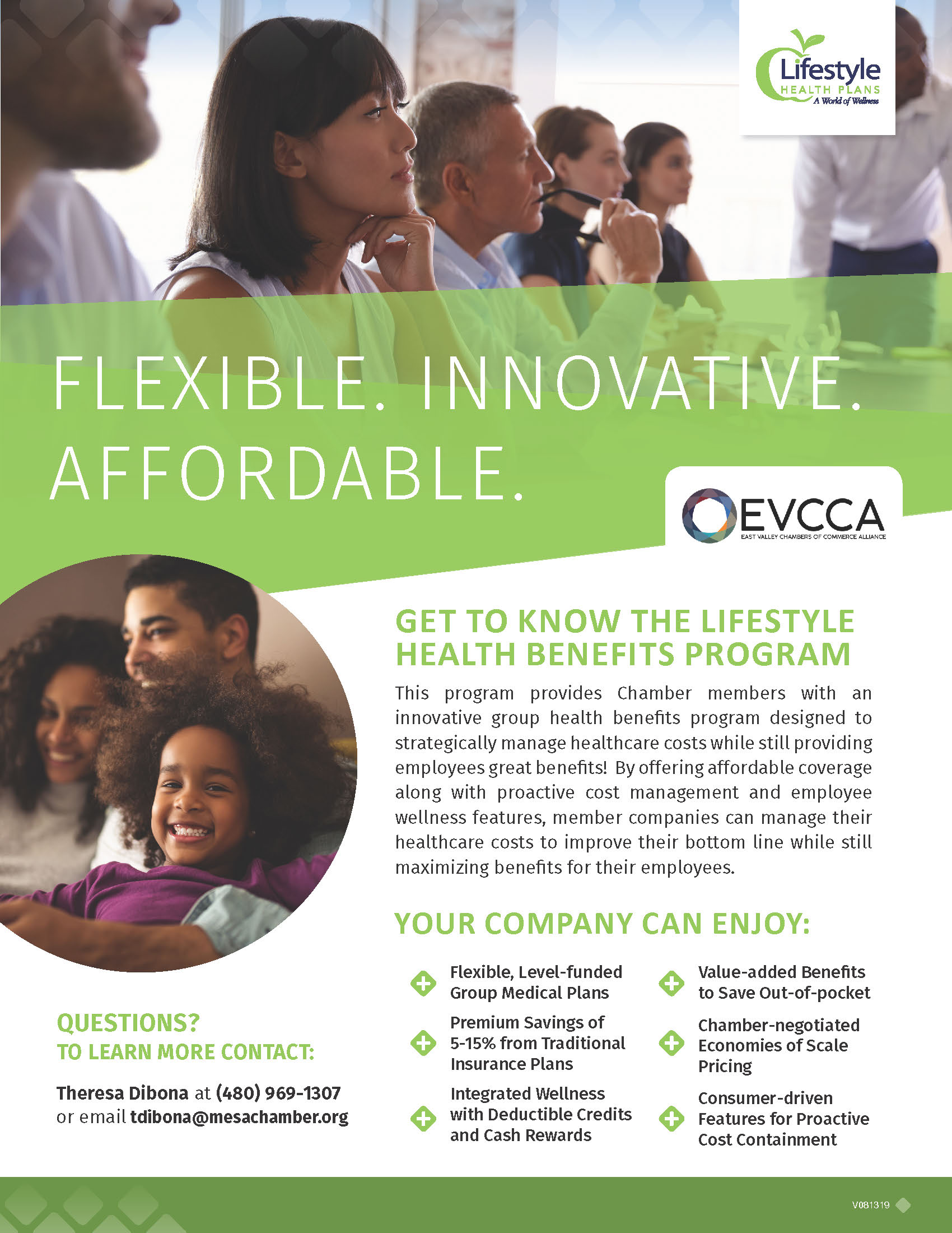 EVCCA Healthcare Overview