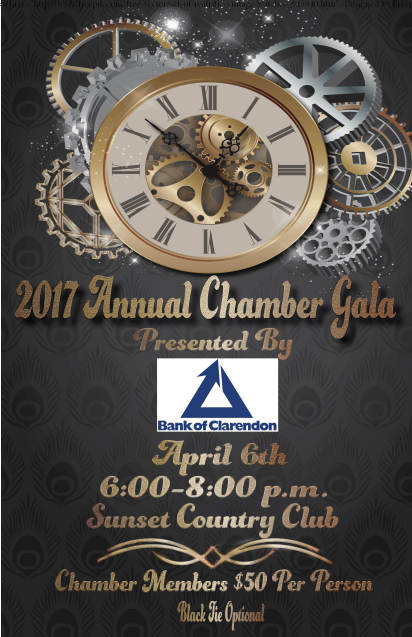 2017 GSCC Annual Gala Presented by Bank of Clarendon