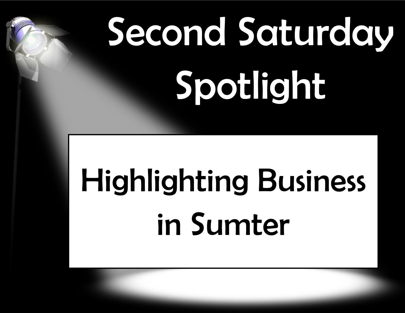 Second Saturday Spotlight