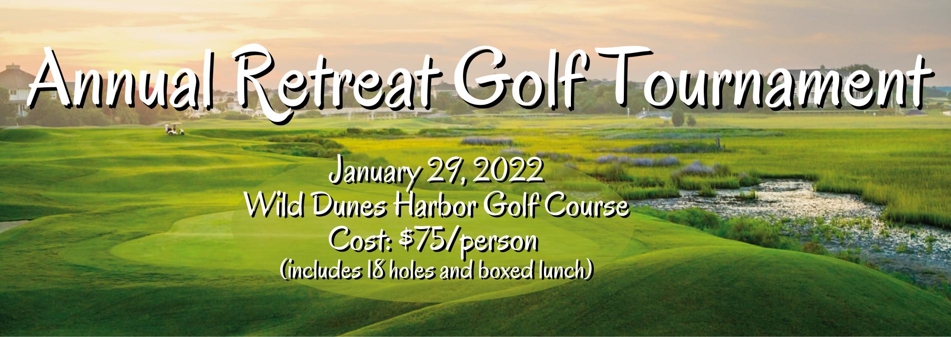 Wild Dunes Harbor Golf Course