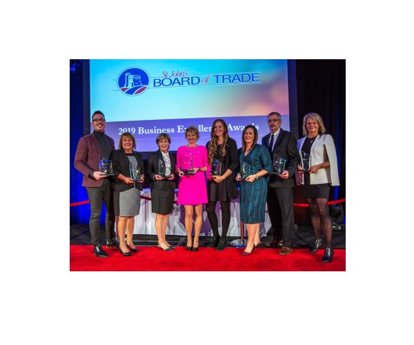 Business Excellence Awards Winners